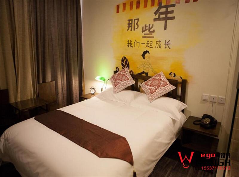 北京时光漫步怀旧主题酒店设计-感受老北京真实的生活状态