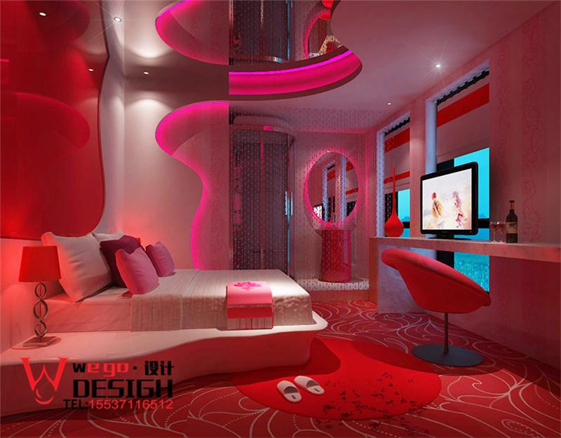 重庆水晶鞋情侣主题酒店设计效果图欣赏