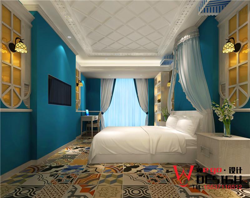 重庆庆U Hotel时尚主题酒店设计效果图