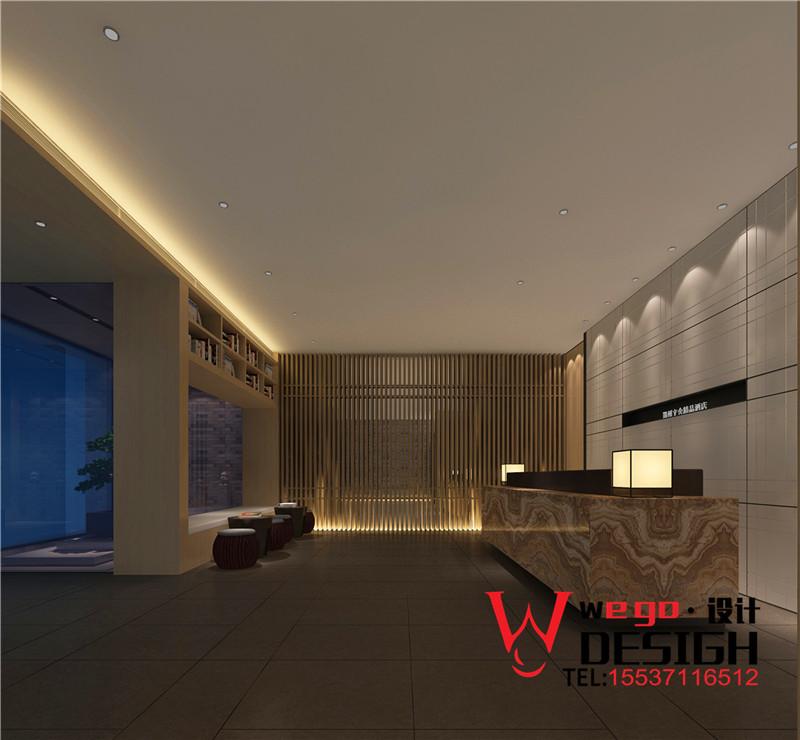 郑州文舍文化艺术主题精品酒店设计