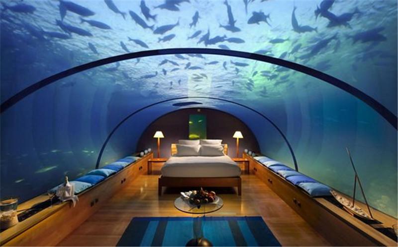 港丽岛海底酒店,马尔代夫