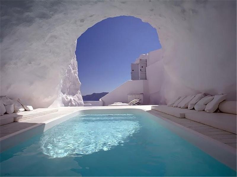 Katikies酒店,希腊