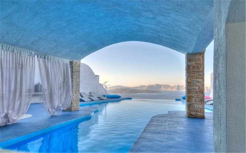 阿斯塔特酒店,希腊