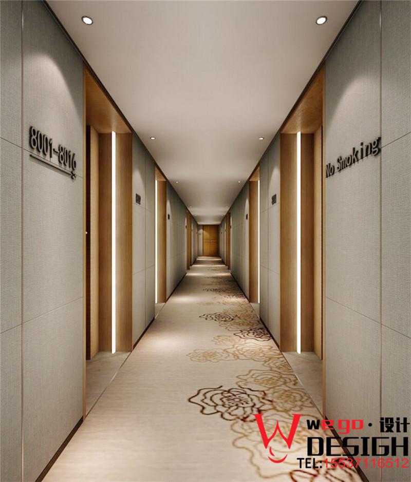 洛阳精品酒店设计-洛阳(偃师)图宁精品酒店设计效果图