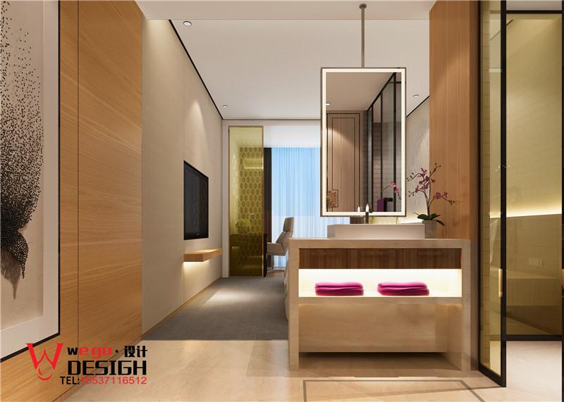 湖北荆州鑫城玫瑰时尚商务酒店升级改造设计方案