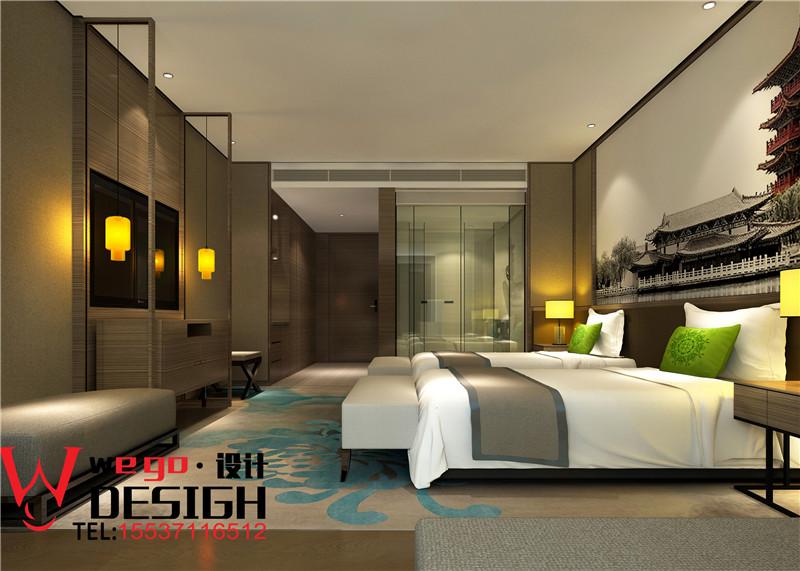 开封精品商务酒店设计-开封安石精品商务酒店设计方案