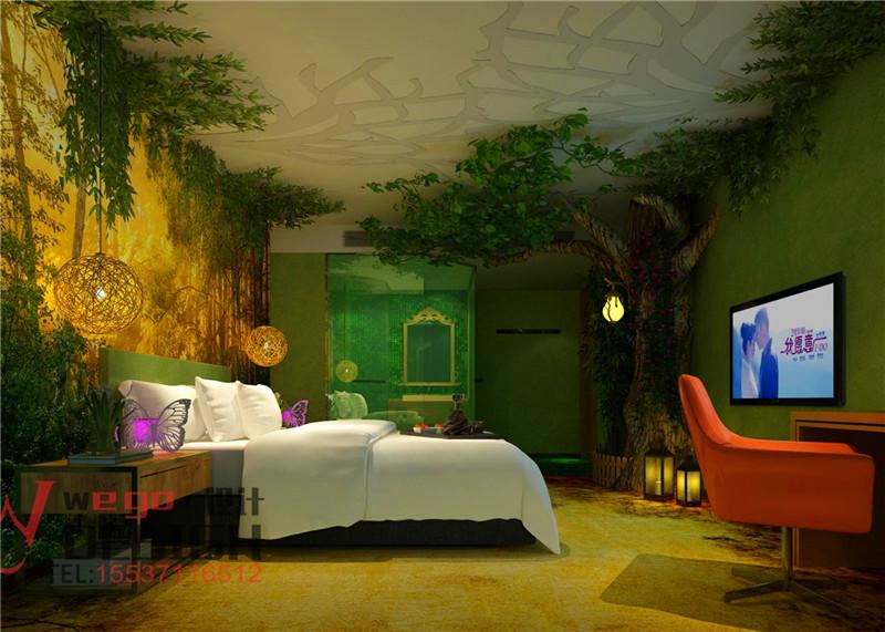 山东日照主题酒店设计-日照比较好的主题酒店设计公司