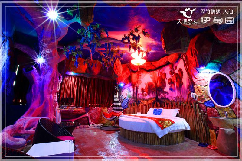 深圳天使恋人情趣主题酒店设计 全新刺激的完美体验