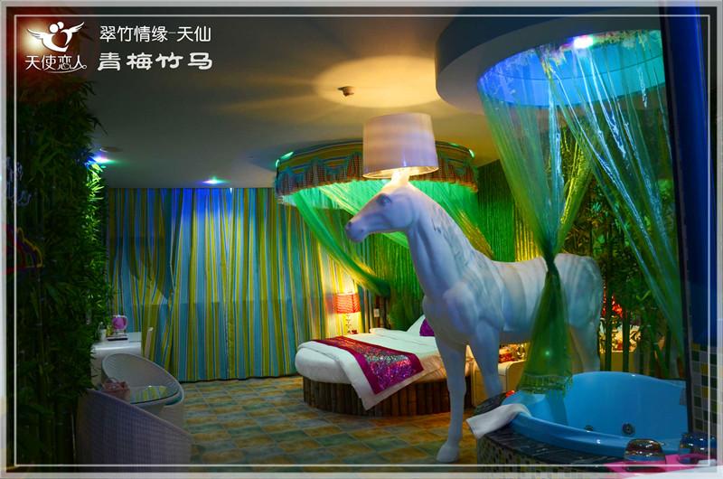 深圳天使主题设计-深圳东西情趣恋人酒店酒店设计主题吗馆色自助拾情趣的贵图片