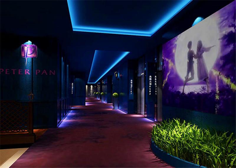 情侣主题酒店设计室内空间形象营造