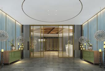 河北沧州喜达尔精品商务酒店设计案例