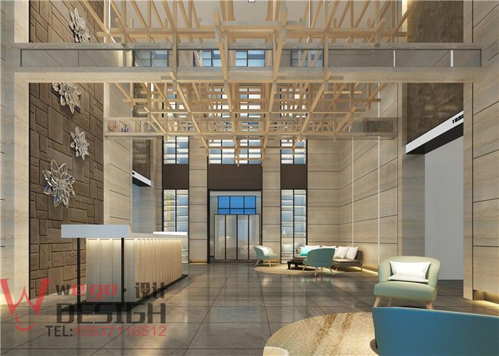 开封安石精品商务酒店设计效果图
