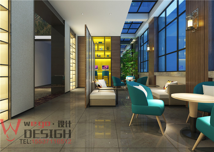 开封安石商务酒店设计