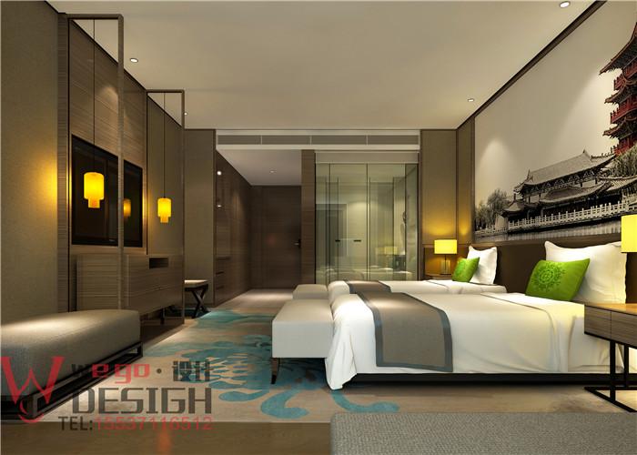 开封商务酒店设计