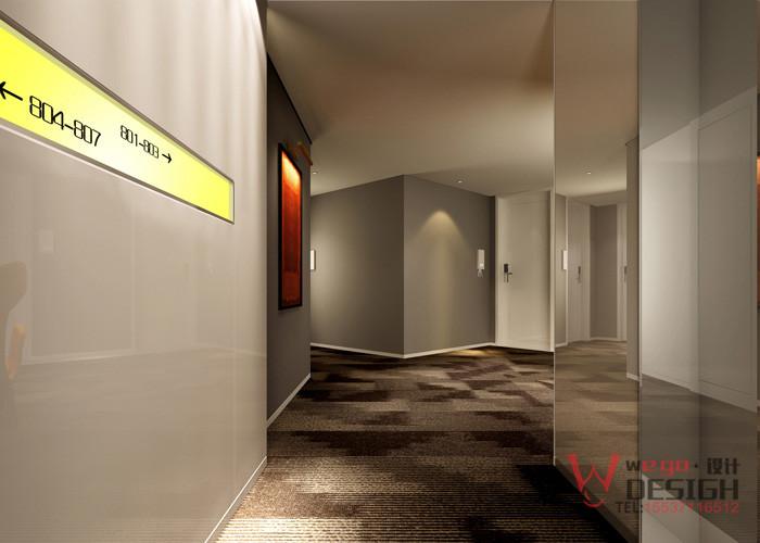 洛阳时尚精品酒店设计