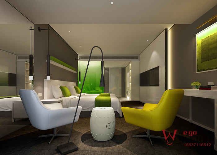 洛阳时尚酒店设计
