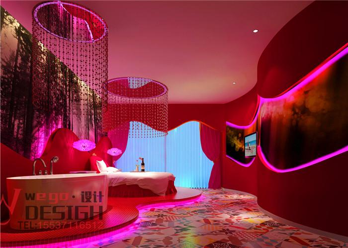 情侣酒店设计图片