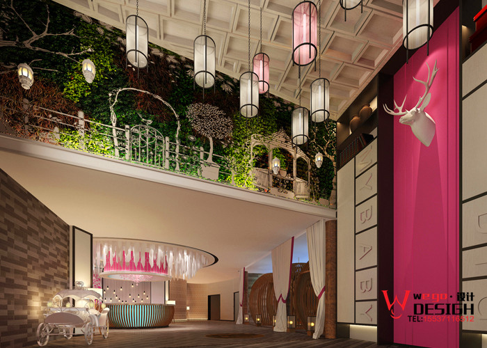 重庆U-HOTEL精品酒店设计