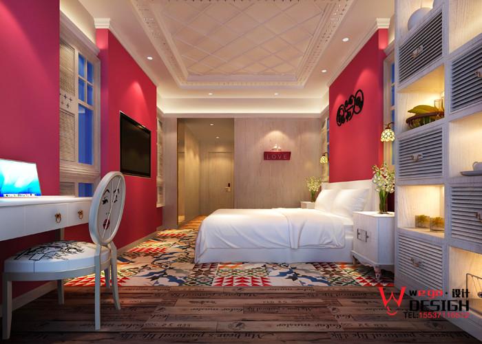 重庆情侣主题酒店设计