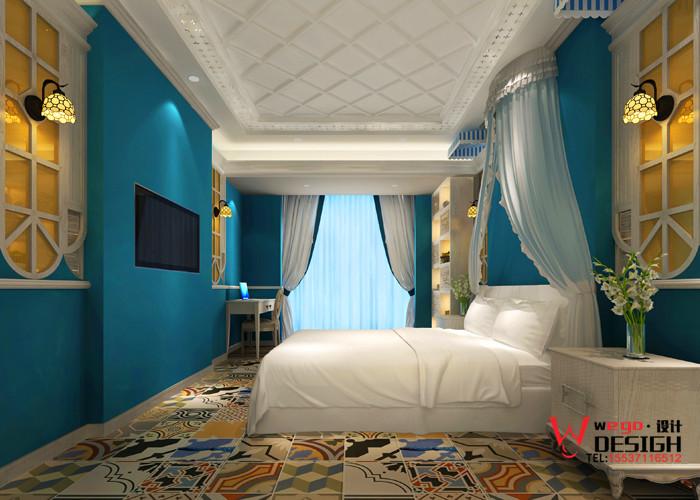 重庆精品主题酒店设计