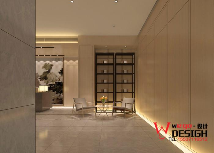郑州文舍酒店设计