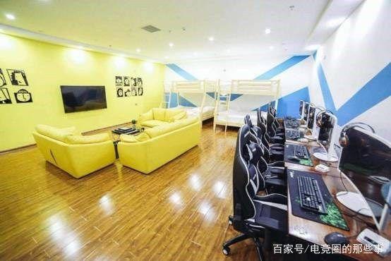 郑州电竞酒店装修效果图