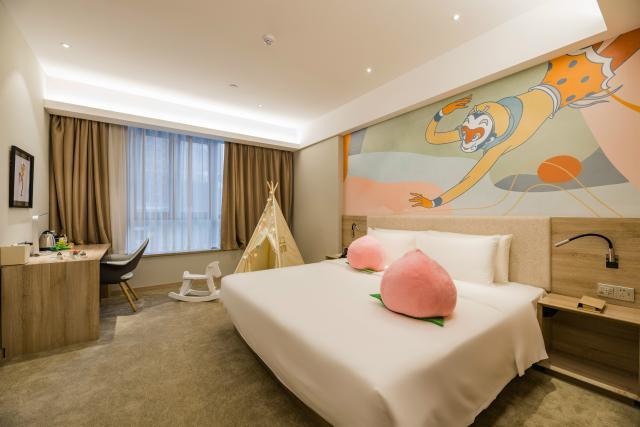 亚朵美猴王主题酒店开业  打造不一样的电影主题酒店设计