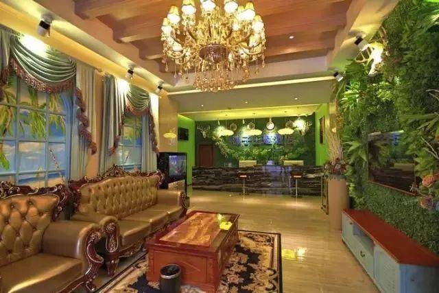 郑州椰子主题酒店设计