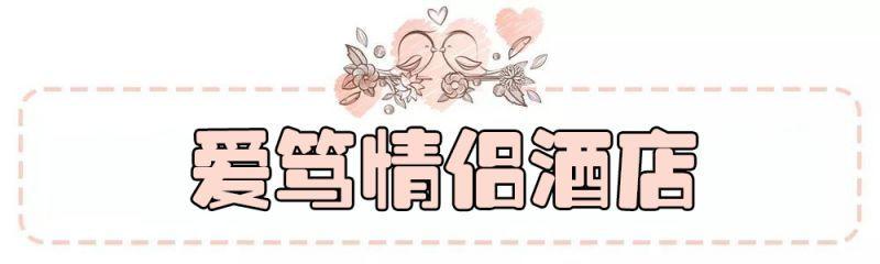 郑州爱笃情侣酒店设计