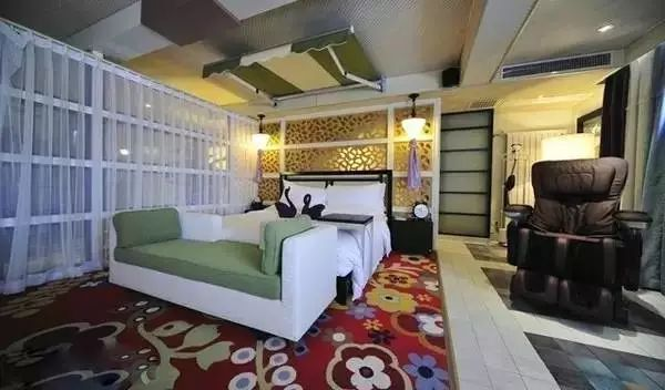 郑州情侣酒店设计