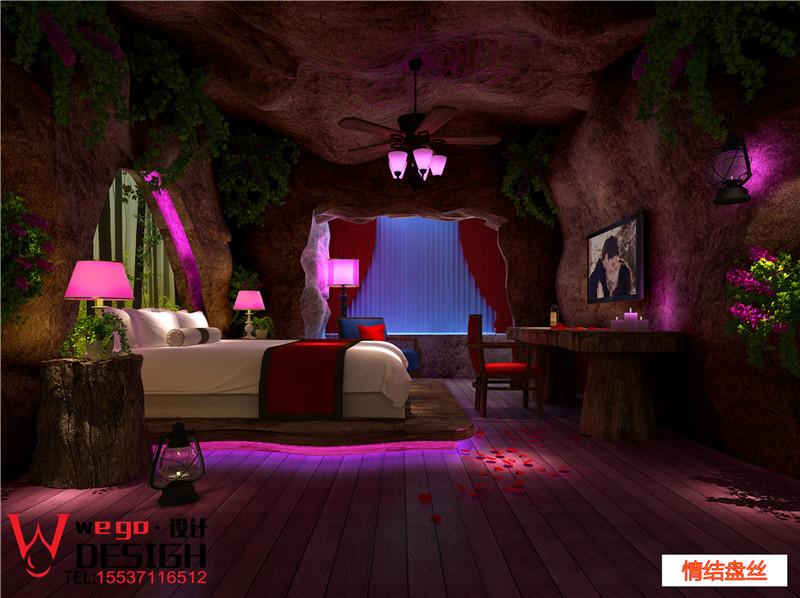 郑州十大情侣主题酒店设计特色及平均价格