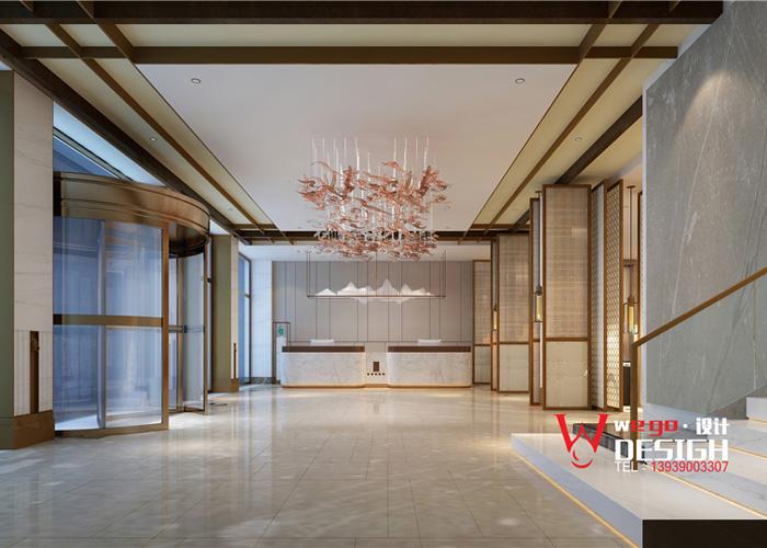 开封兰考开兰大酒店改造设计项目