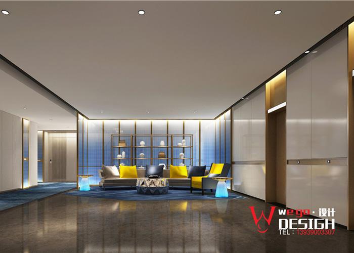 三星级酒店改造设计