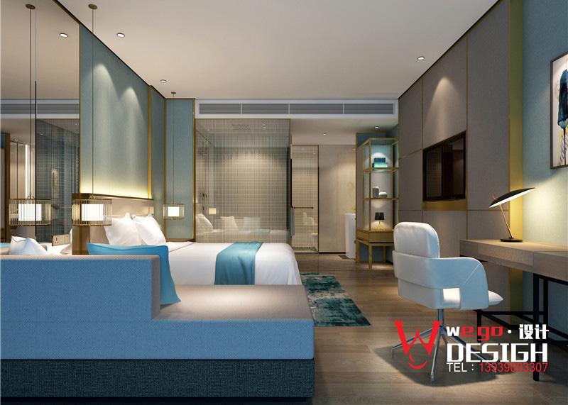 饭店三星级酒店改造设计