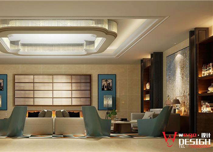 郑州大河锦悦酒店四星级标准改造设计