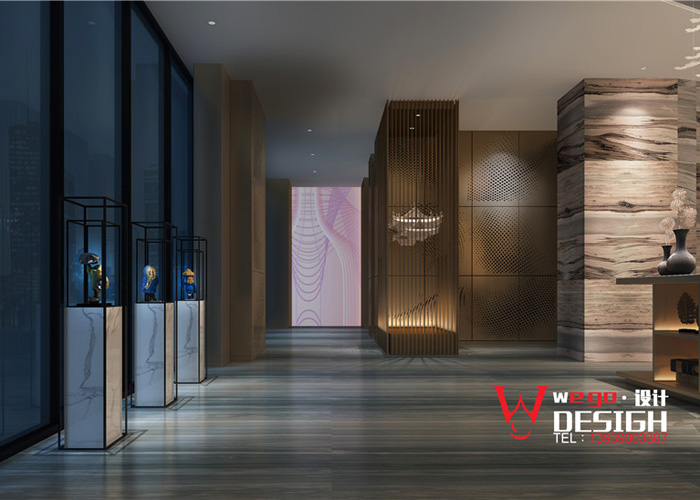 郑州斯威特商务酒店设计案例