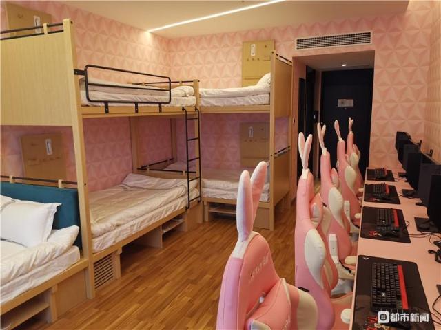 投资2亿 中国最大电竞主题酒店设计解析!