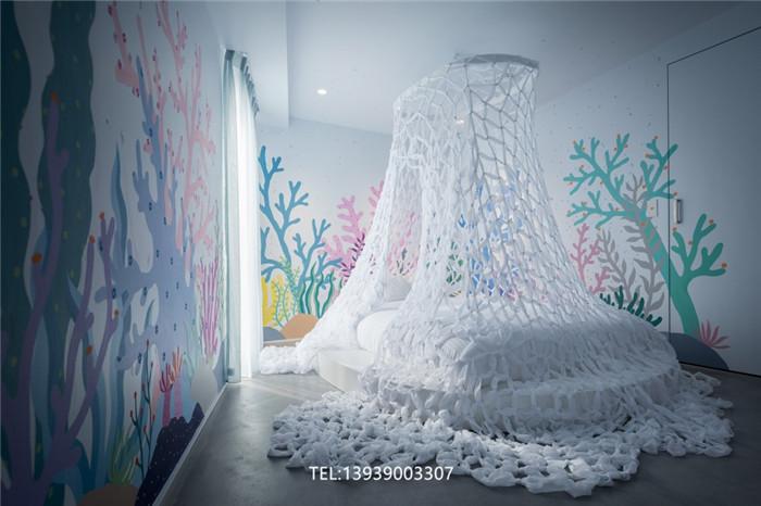 日本BnA Alter Museum美术馆酒店艺术主题客房设计方案赏析
