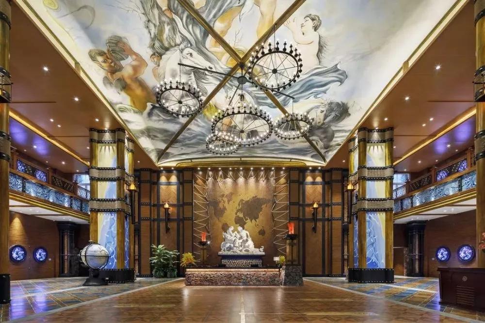 以海洋文化为核心的西宁新华联海洋主题酒店设计赏析