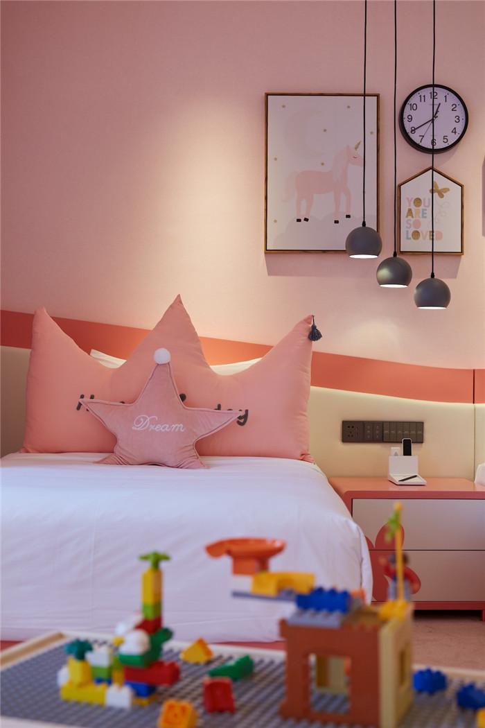 wego主题酒店设计公司推荐三套亲子主题客房设计方案